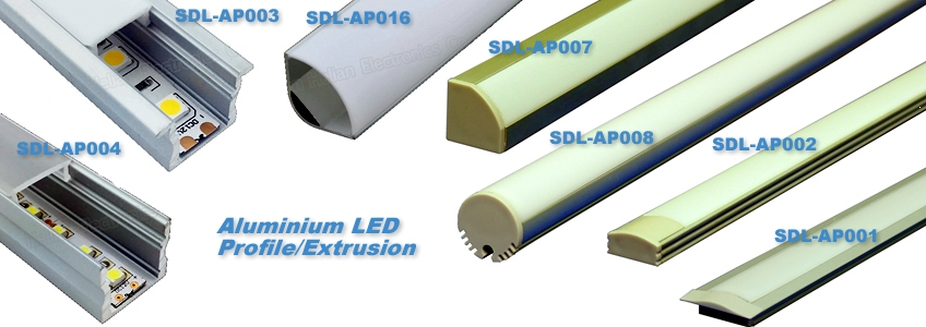 aluminium led profile