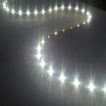 side emitting flexible led strip