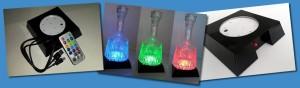LED Bottle Display