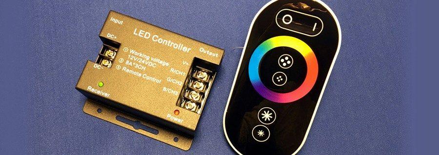 RGB controller RF800